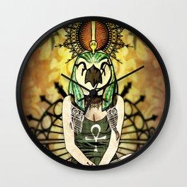 Ra Wall Clock