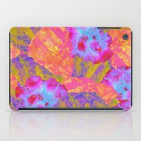 bath iPad Cases featuring Mineral Bath by Tyler Spangler