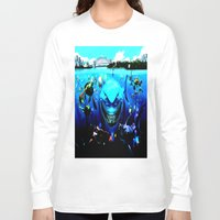 nemo Long Sleeve T-shirts featuring nemo by Marwan Baghdadi