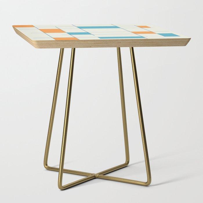 Mid-Century Modern Art 2.5 Side Table