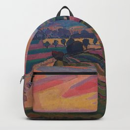 The Icknield Way - Spencer Gore 1912 Backpack