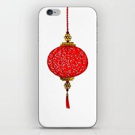 Chinese Lantern iPhone Skin
