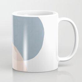 abstract soft circles 3 Coffee Mug