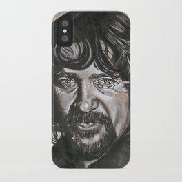 Waylon iPhone Case