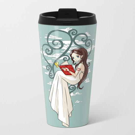 Fairy Tale Metal Travel Mug
