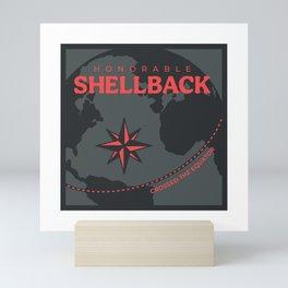 Honorable Shellback Mini Art Print