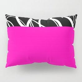 Pink Zebra Pillow Sham