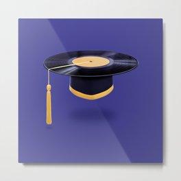 Music University Metal Print