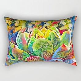 Succulent Madness Rectangular Pillow