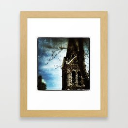 Go To Church Framed Art Print