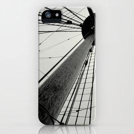 Mast iPhone Case