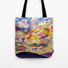Okanagan Sky Tote Bag