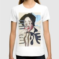 matisse T-shirts featuring Composition 480 by Chad Wys
