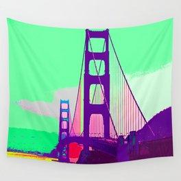 Golden_Gate_Bridge_005 Wall Tapestry