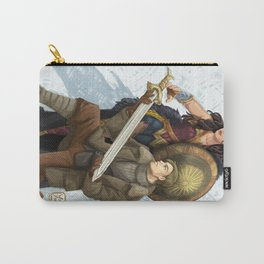 Wonder of Justice Carry-All Pouch