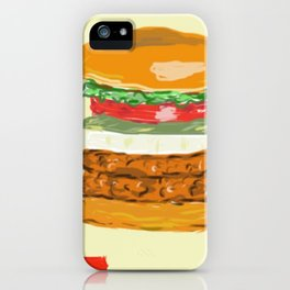 Kosher Meat iPhone Case