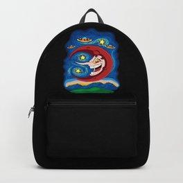 Hilda Berg - Starry Night Backpack