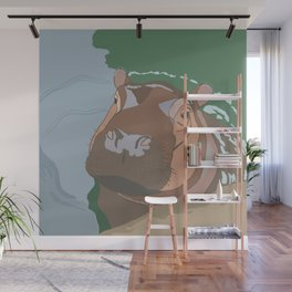 'Lil Fiona Wall Mural