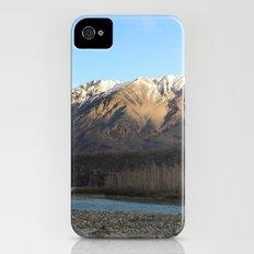 Blue Creek, Alaska Slim Case iPhone (4, 4s)
