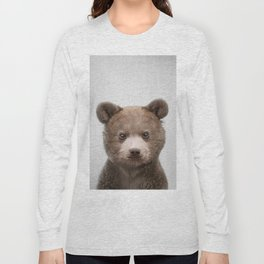 Baby Bear - Colorful Long Sleeve T-shirt