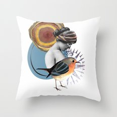 Navigate Home Throw Pillow