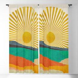 hope sun Blackout Curtain