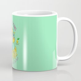 When Life Gives You Lemons, Crush Them Coffee Mug