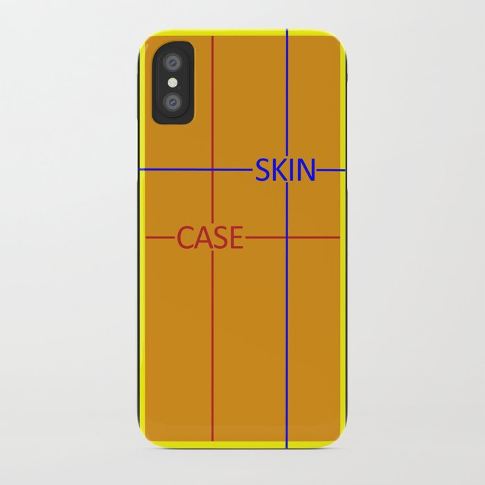 Test Phone Template IPhone Case
