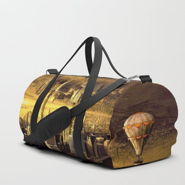 Cityscape 1 Duffle Bag