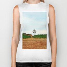 Stanhope PEI Lighthouse and Beach Biker Tank