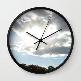 """ Amen "" Wall Clock"