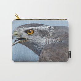 Northern Goshawk Screeching Carry-All Pouch