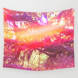 Sometimes The Winds of Change Carry Us To Better Places Wall Tapestry