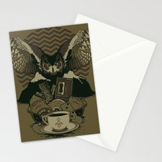 Secrets Are Dangerous Stationery Cards