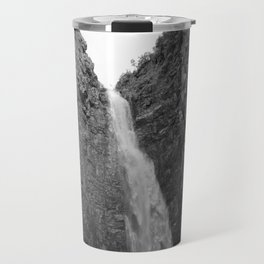 water fall Travel Mug