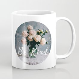 Peonies in the workshop - floral photography Coffee Mug