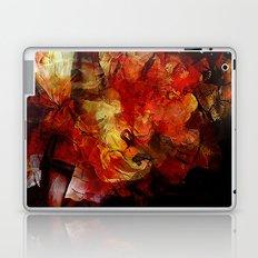 French cancan Laptop & iPad Skin