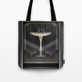 Art deco design VI Tote Bag