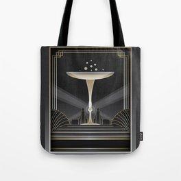 Art deco design VI Tote Bag