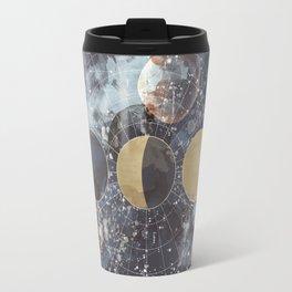Lunar Phases Travel Mug