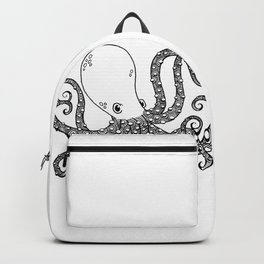 Mr Bubble Backpack