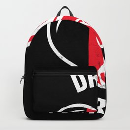Drive German Turbo Boost Heart Germany Backpack