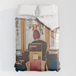 New Orleans Tram Comforters