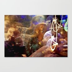 J Dam Canvas Print