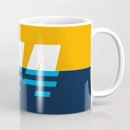 414 - People's Flag of Milwaukee Coffee Mug