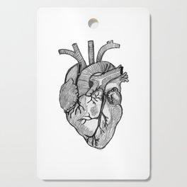 Croquis de cœur Cutting Board