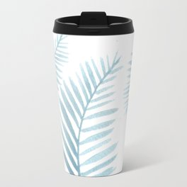 Palm leaves Metal Travel Mug