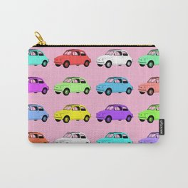 POP FIAT 500 #2 Carry-All Pouch