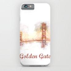 Golden Gate II iPhone 6s Slim Case