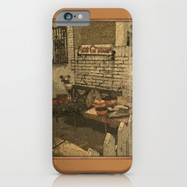 Jumble Shop DPPA150504f iPhone Case